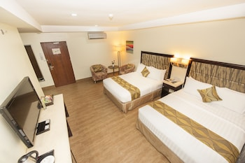 DIAMOND SUITES AND RESIDENCES Room