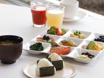 ARIMA GRAND HOTEL Breakfast Area