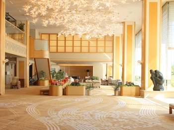ARIMA GRAND HOTEL Lobby Lounge