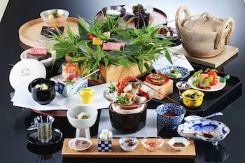 ARIMA GRAND HOTEL Ryokan Dining