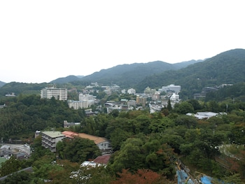 ARIMA GRAND HOTEL View from Property