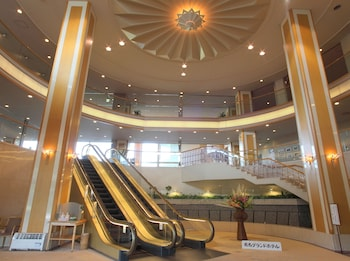 ARIMA GRAND HOTEL Lobby