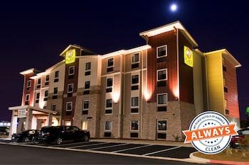 堪薩斯歐弗蘭帕克我家飯店 My Place Hotel-Overland Park, KS