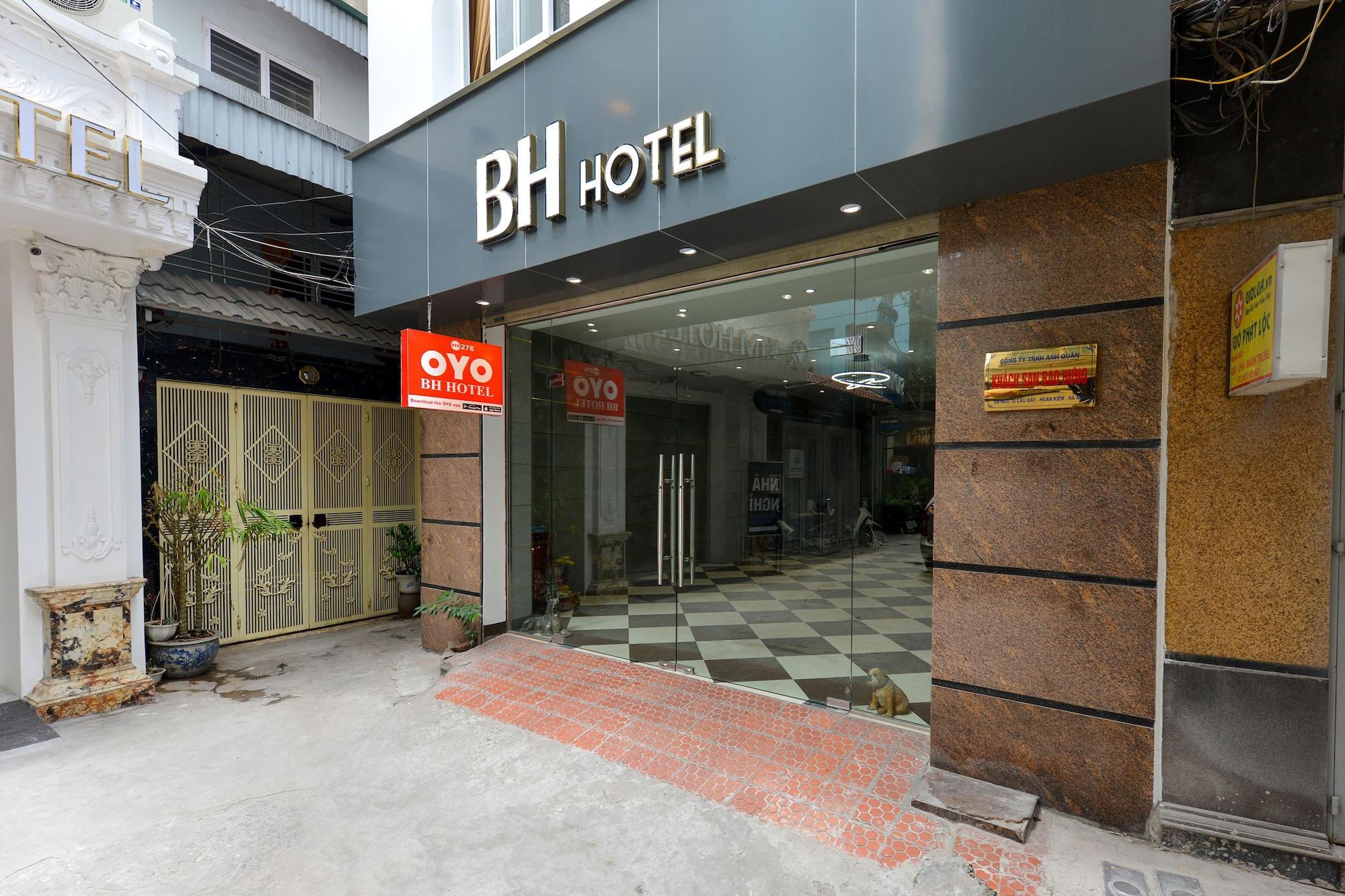OYO 276 Bh Hotel, Ba Đình