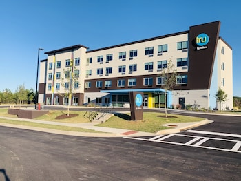 格林斯伯勒奧康尼湖特魯希爾頓飯店 Tru By Hilton Greensboro Lake Oconee