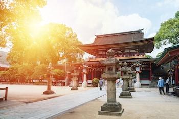 ホテル カルティア 太宰府