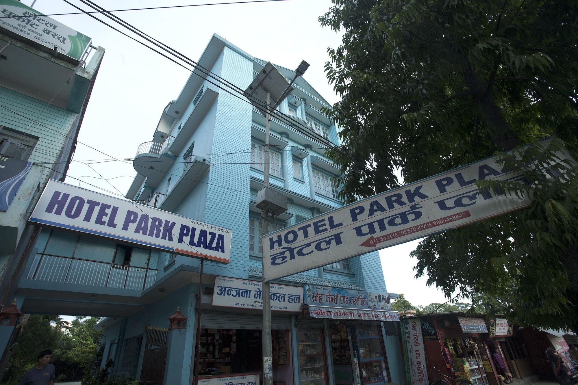 SPOT ON 565 Hotel Park Plaza & Rest., Lumbini