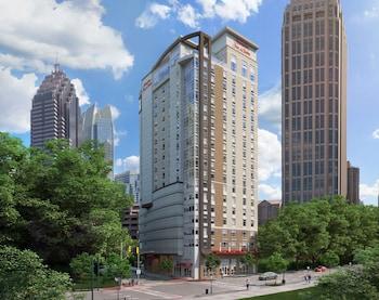 喬治亞亞特蘭大米德頓歡朋套房飯店 Hampton Inn & Suites Atlanta-Midtown, GA
