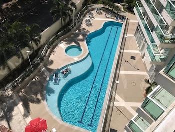 里約住宿公寓套房飯店 Flat & Suítes in Rio Stay