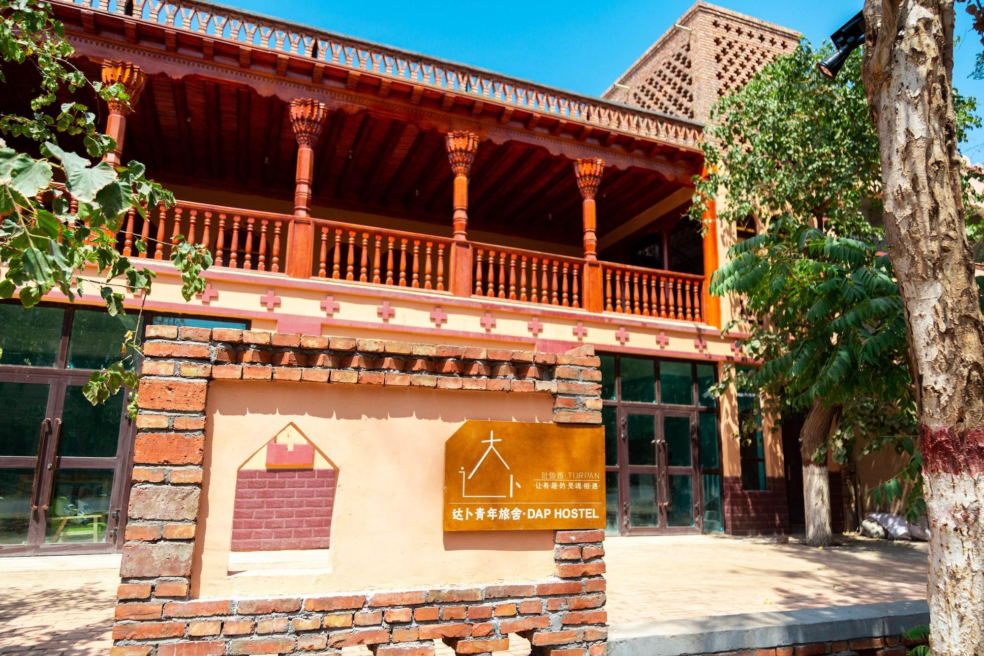 New Dap Hostel in Grape Town, Turfan
