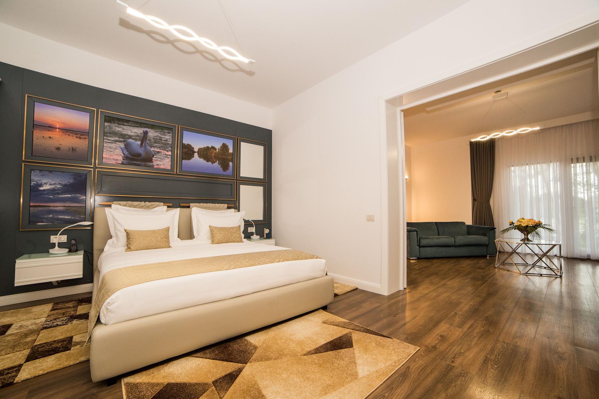 Lebada Luxury Resort&Spa, Crisan