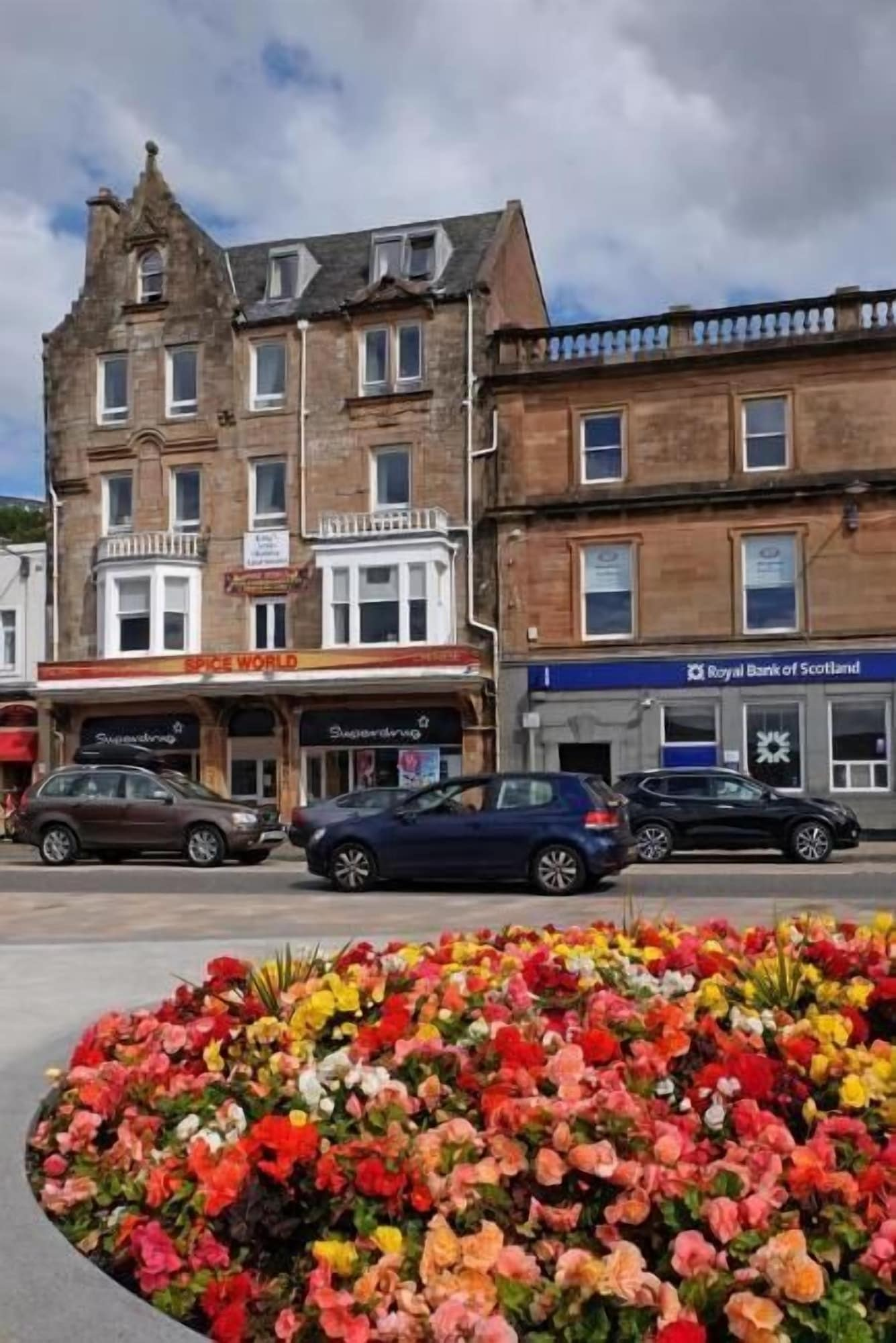 KINGS ARMS HOLIDAY APARTMENTS, Argyll and Bute