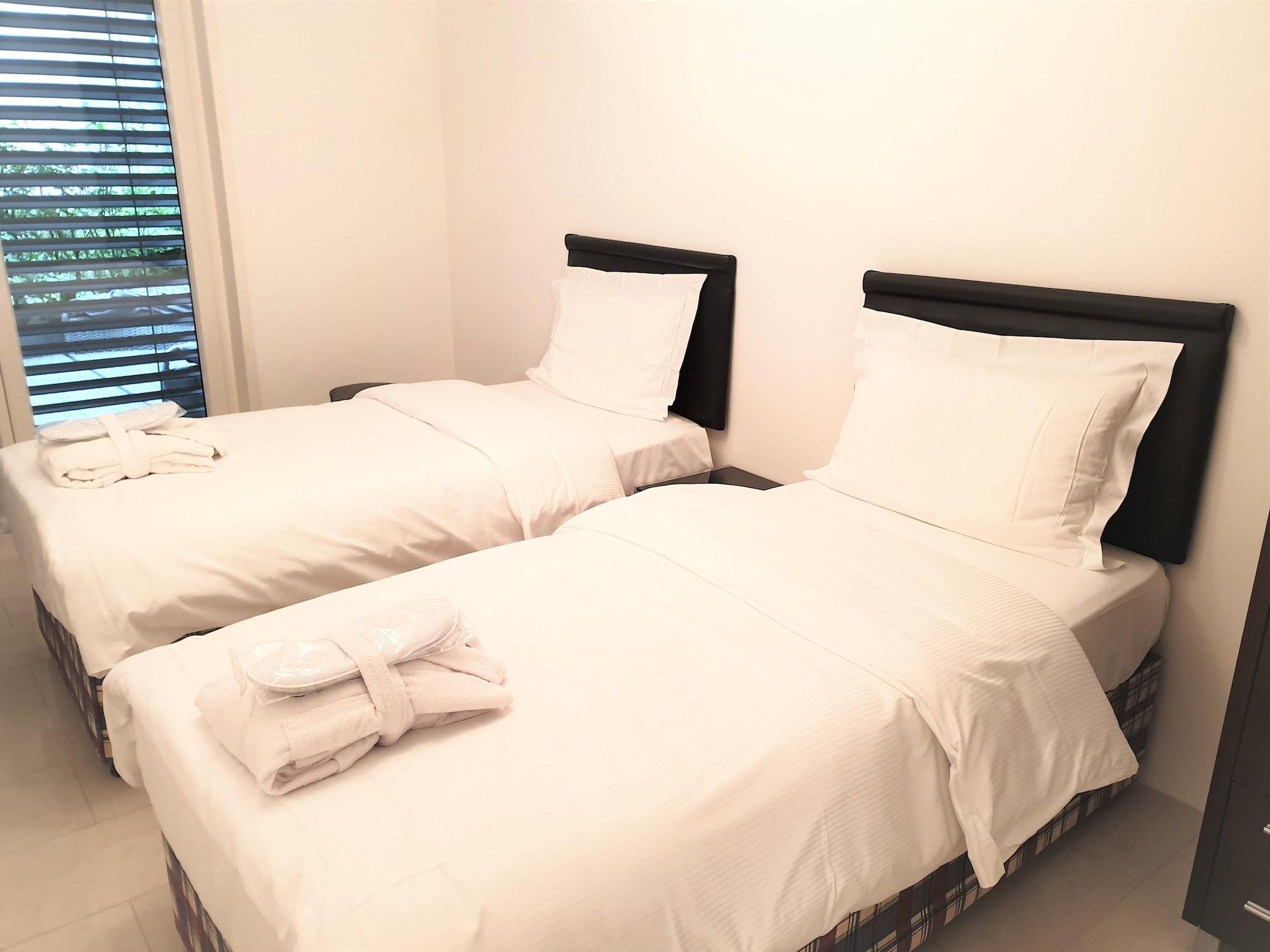 Montreux LUX 3 Bedroom Apartment, Pays-d'Enhaut