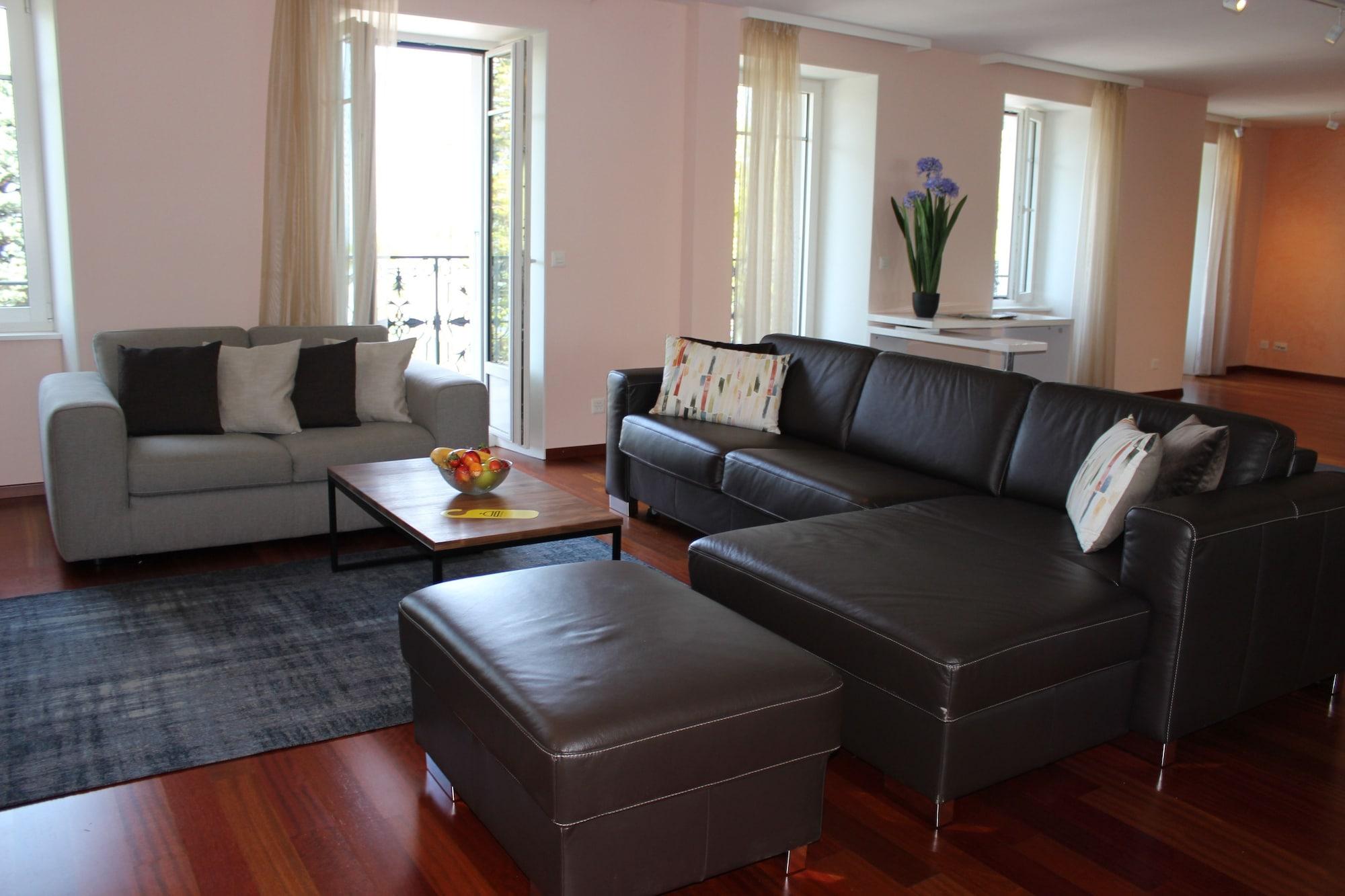 Montreux Grand Rue Apartments, Pays-d'Enhaut