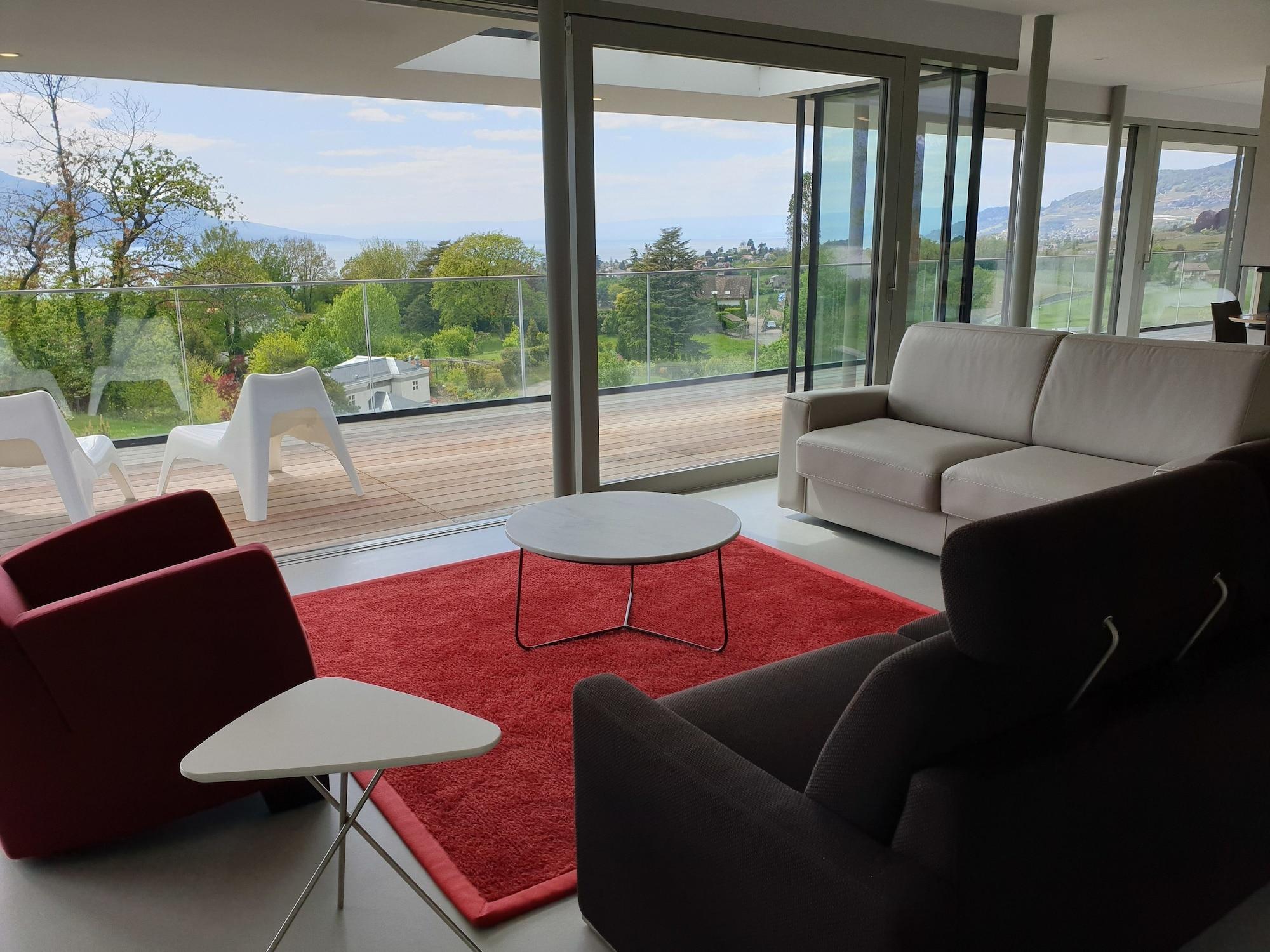 Villa Number 3 Montreux, Pays-d'Enhaut