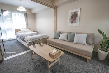 Room 101 Suitengu|UCHI Living Stay Otaru Suitengu