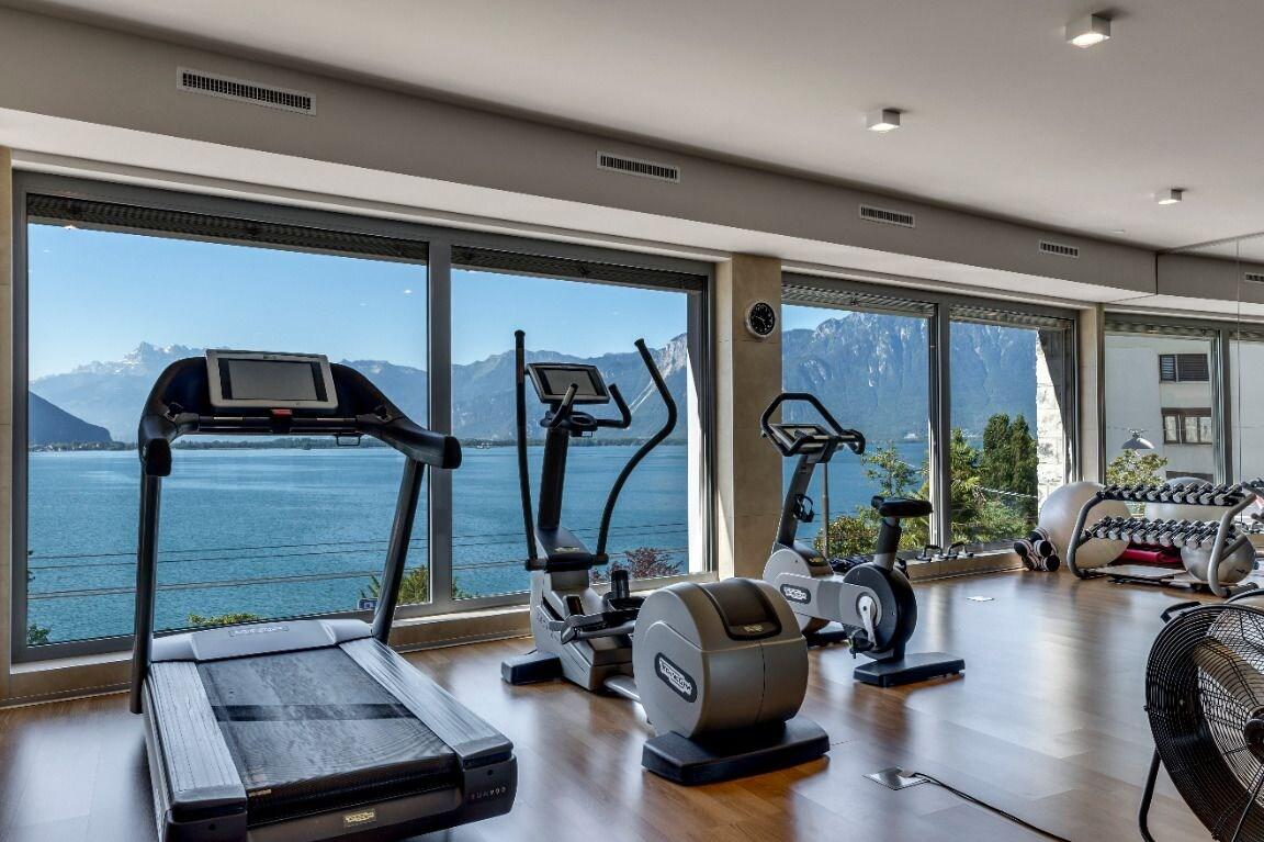 Luxury Apartment Montreux Center & Lake, Pays-d'Enhaut