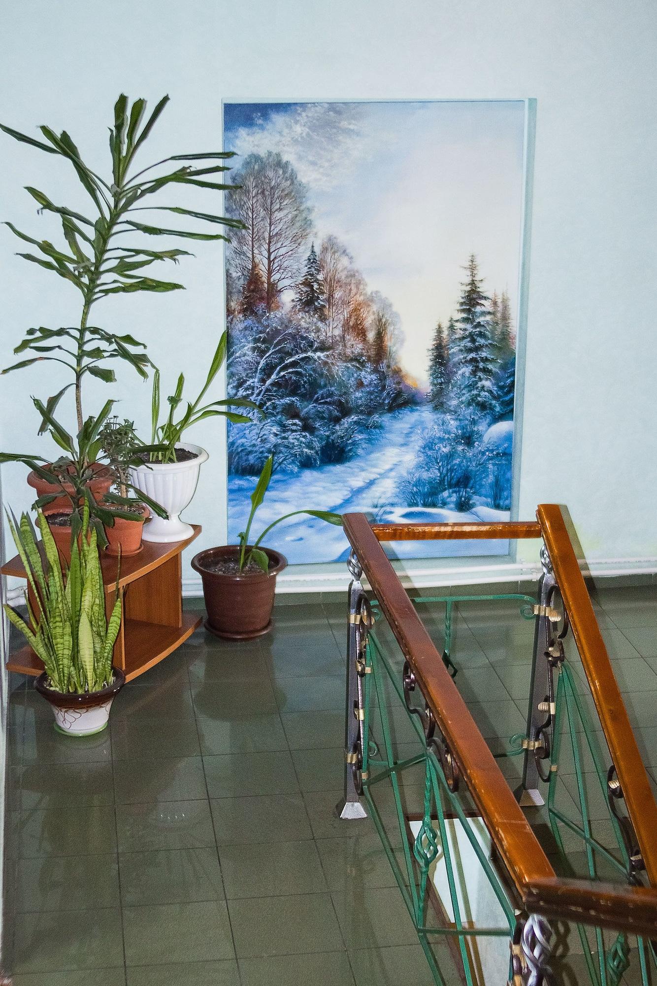 Hotel Robinzon, Novokuznetskiy