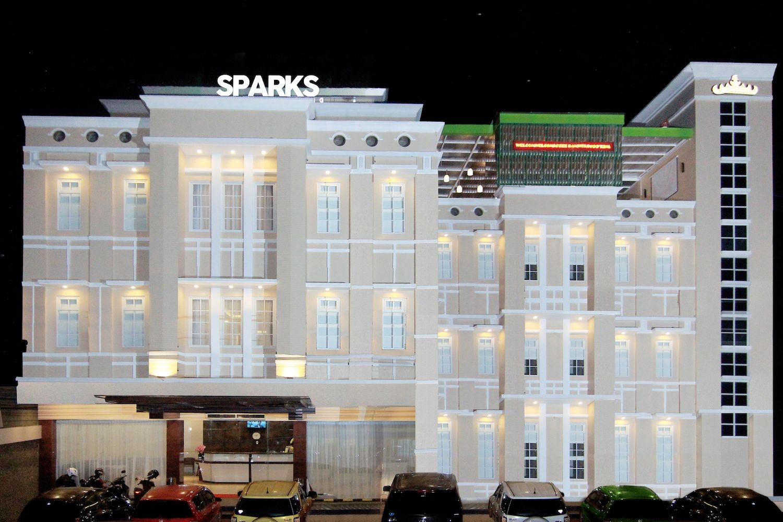 Sparks Lite Bandar Lampung, Bandar Lampung