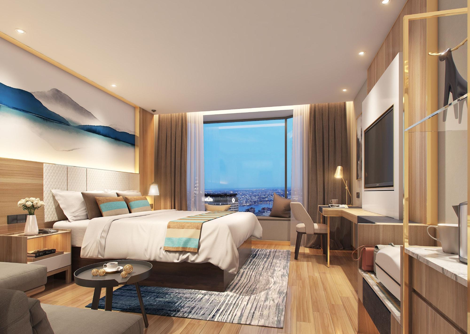 GreenTree Inn Changzhi City Zhonghua Abe Business Hotel, Changzhi