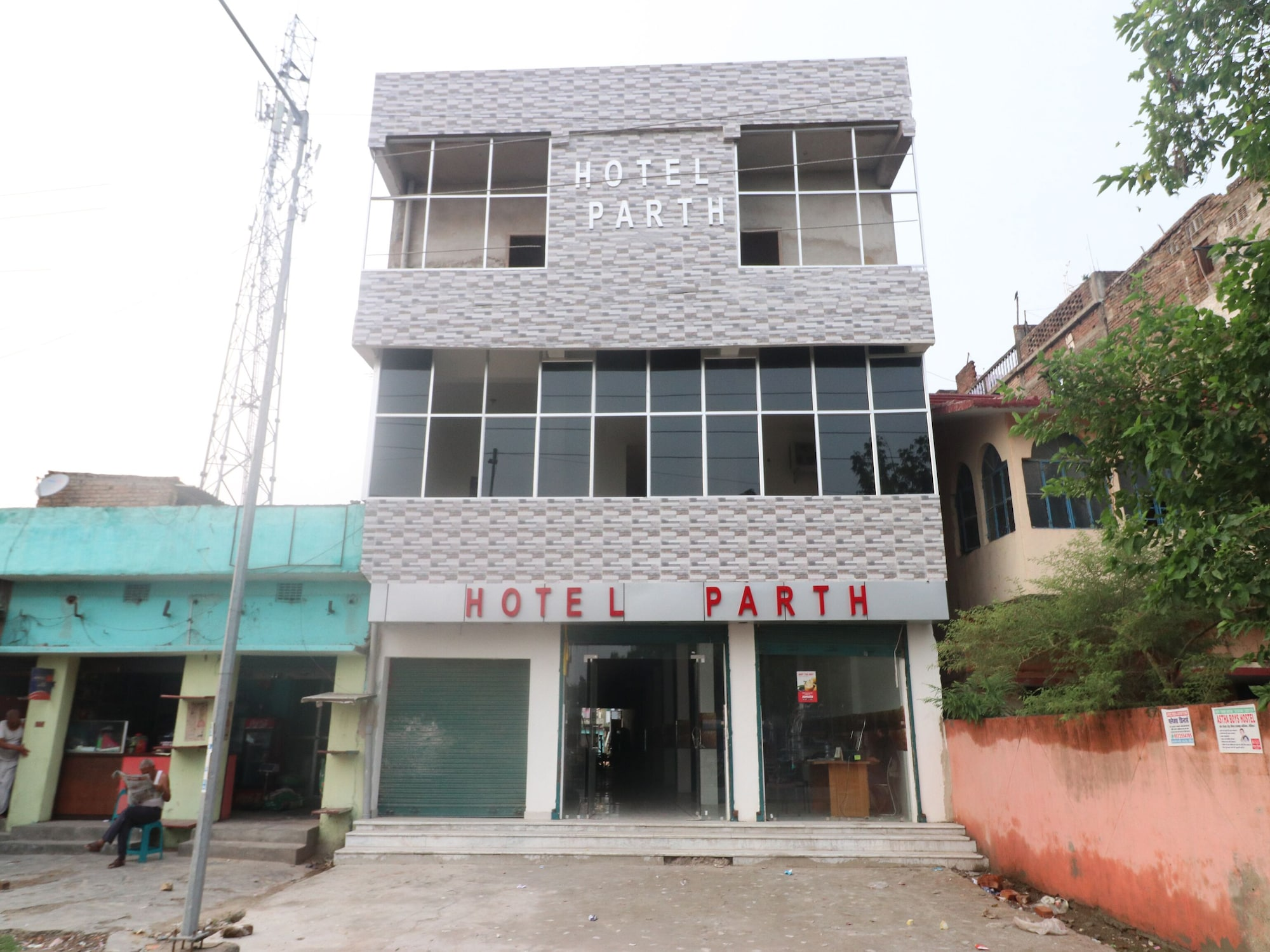SPOT ON 44970 Hotel Parth, Pashchim Champaran