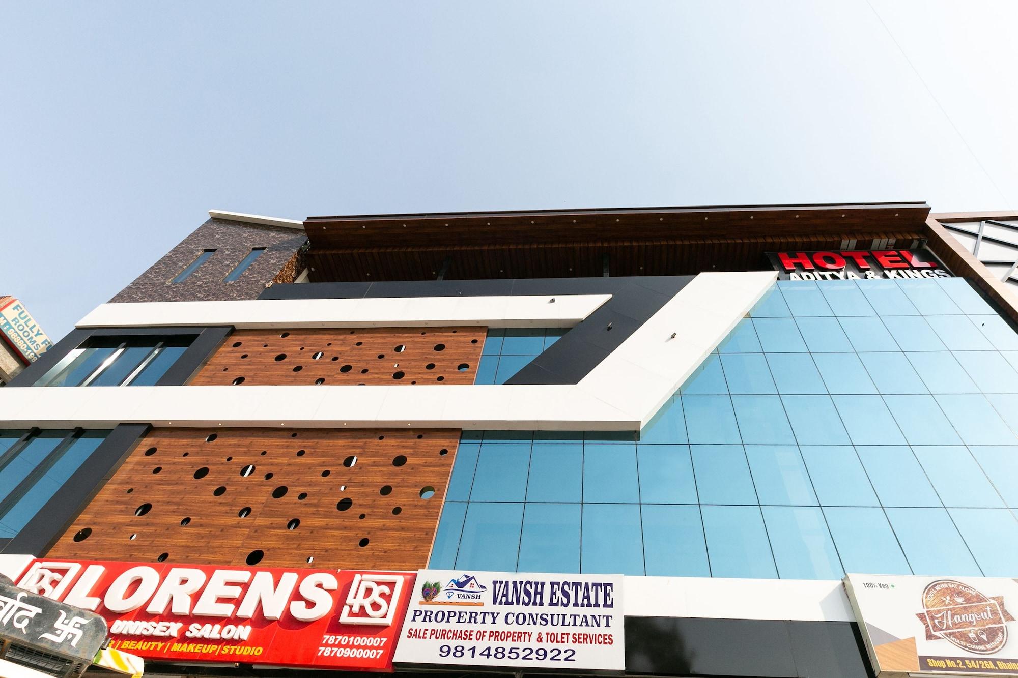 OYO 35938 Hotel Aditya & Kings, Panchkula