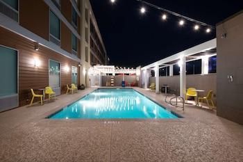 亞利桑那鳳凰城機場北希爾頓惠庭飯店 Home2 Suites by Hilton Phoenix Airport North, AZ