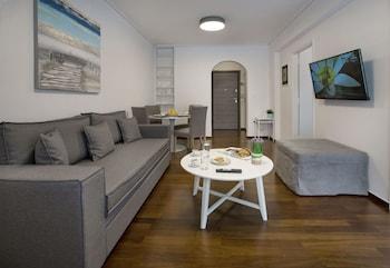 チャーミング アパートメント、アクロポリスすぐ