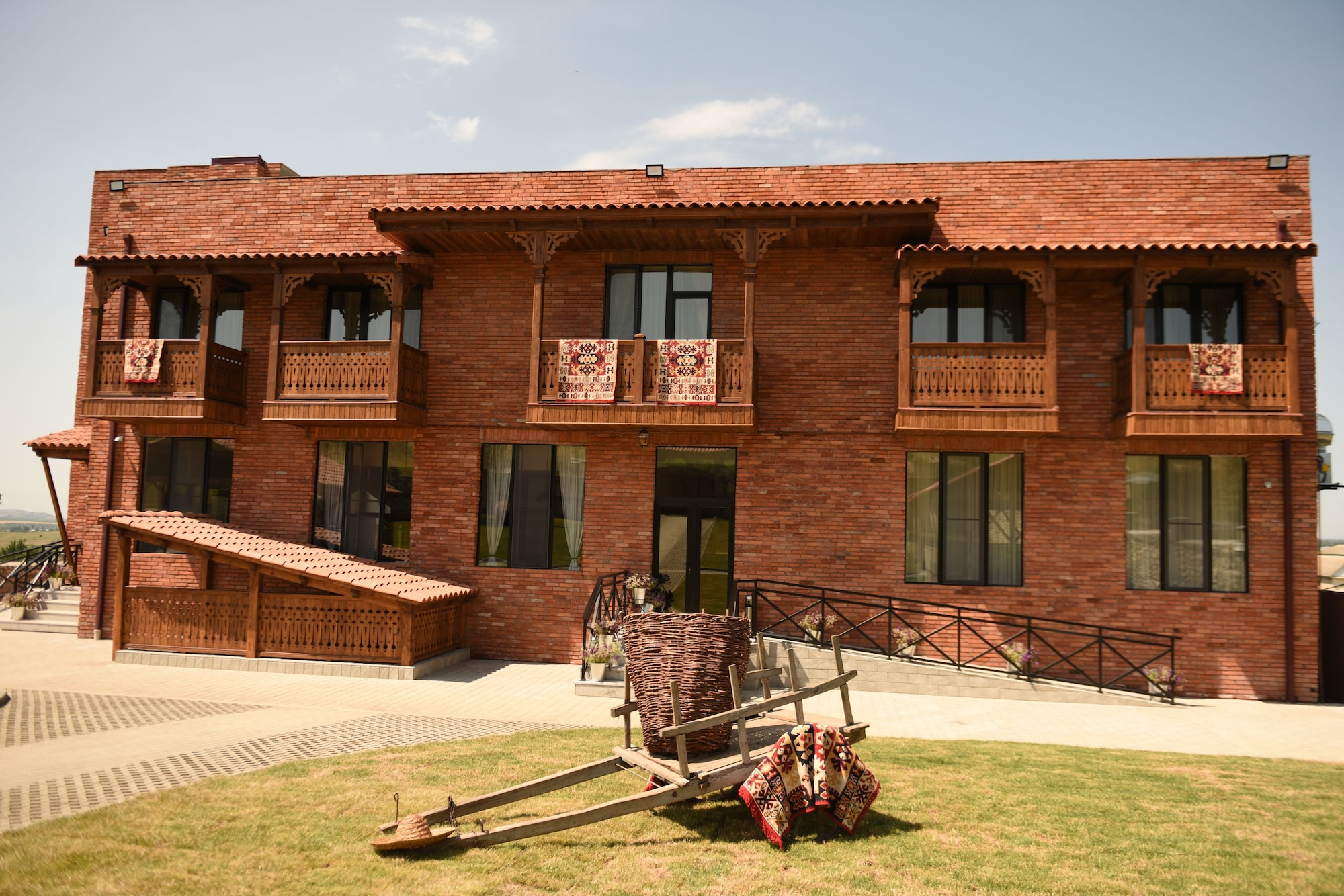 Hotel Chateau Khashmi, Gardabani