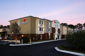 傑克森維爾 - 梅波特燭木套房飯店 - IHG 飯店 Candlewood Suites Jacksonville - Mayport, an IHG Hotel