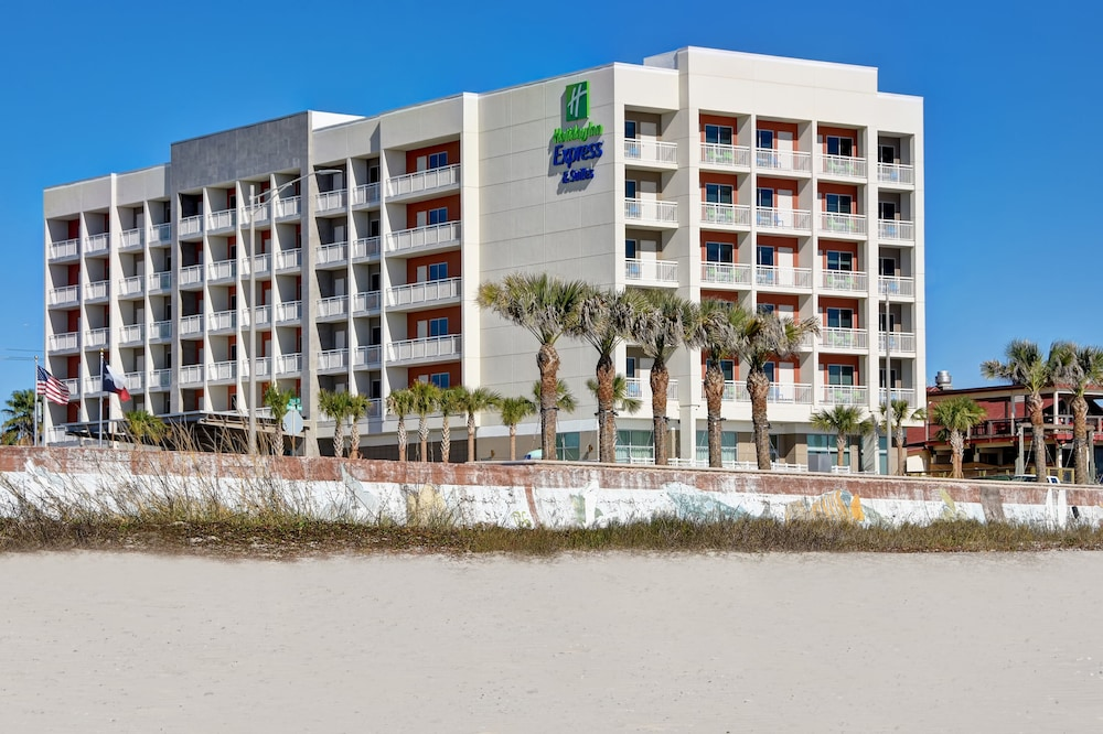 Holiday Inn Suites Galveston Beach Galveston Tx 3228 Seawall 77550