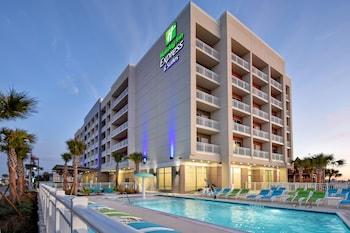 加爾維斯敦海灘智選假日套房飯店 - IHG 飯店 Holiday Inn Express And Suites Galveston Beach, an IHG Hotel