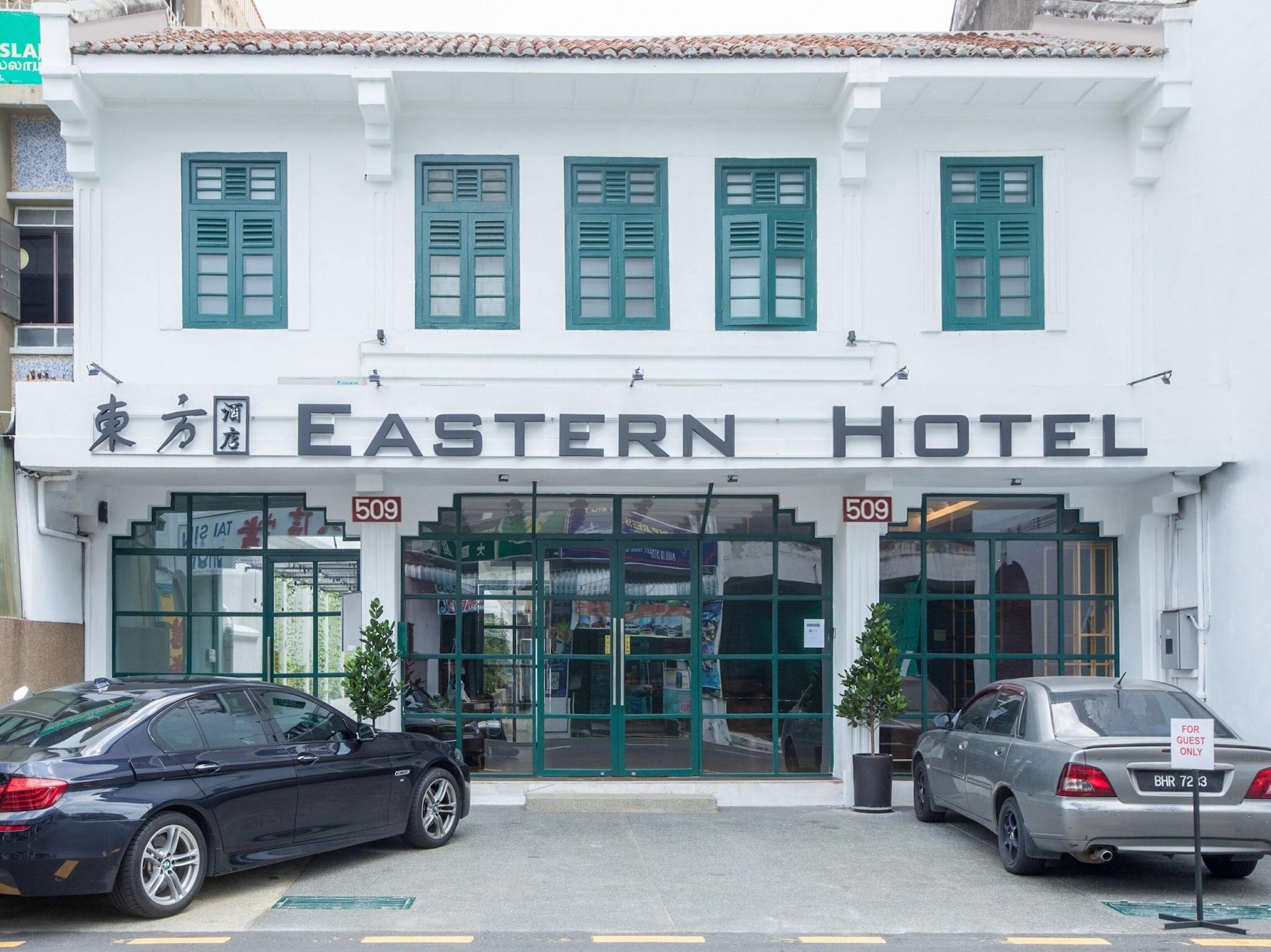 OYO 89466 Eastern Hotel, Pulau Penang