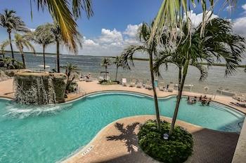 愛人之鑰渡假村頂層房飯店 3 Lovers Key Resort Penthouse 3