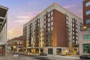 普羅維丹斯市中心旅居飯店 Residence Inn Providence Downtown