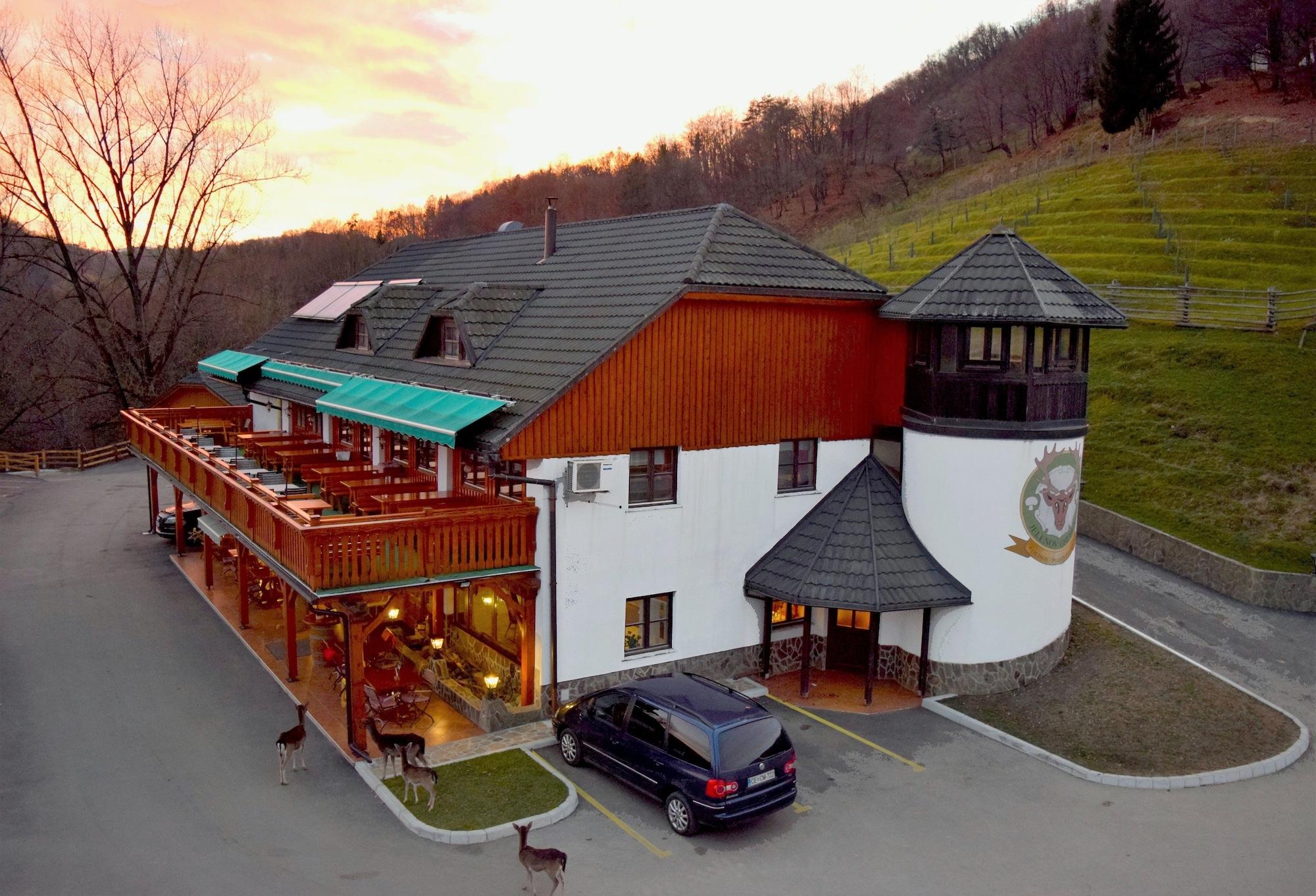 Guesthouse Jelenov Greben, Bistrica ob Sotli