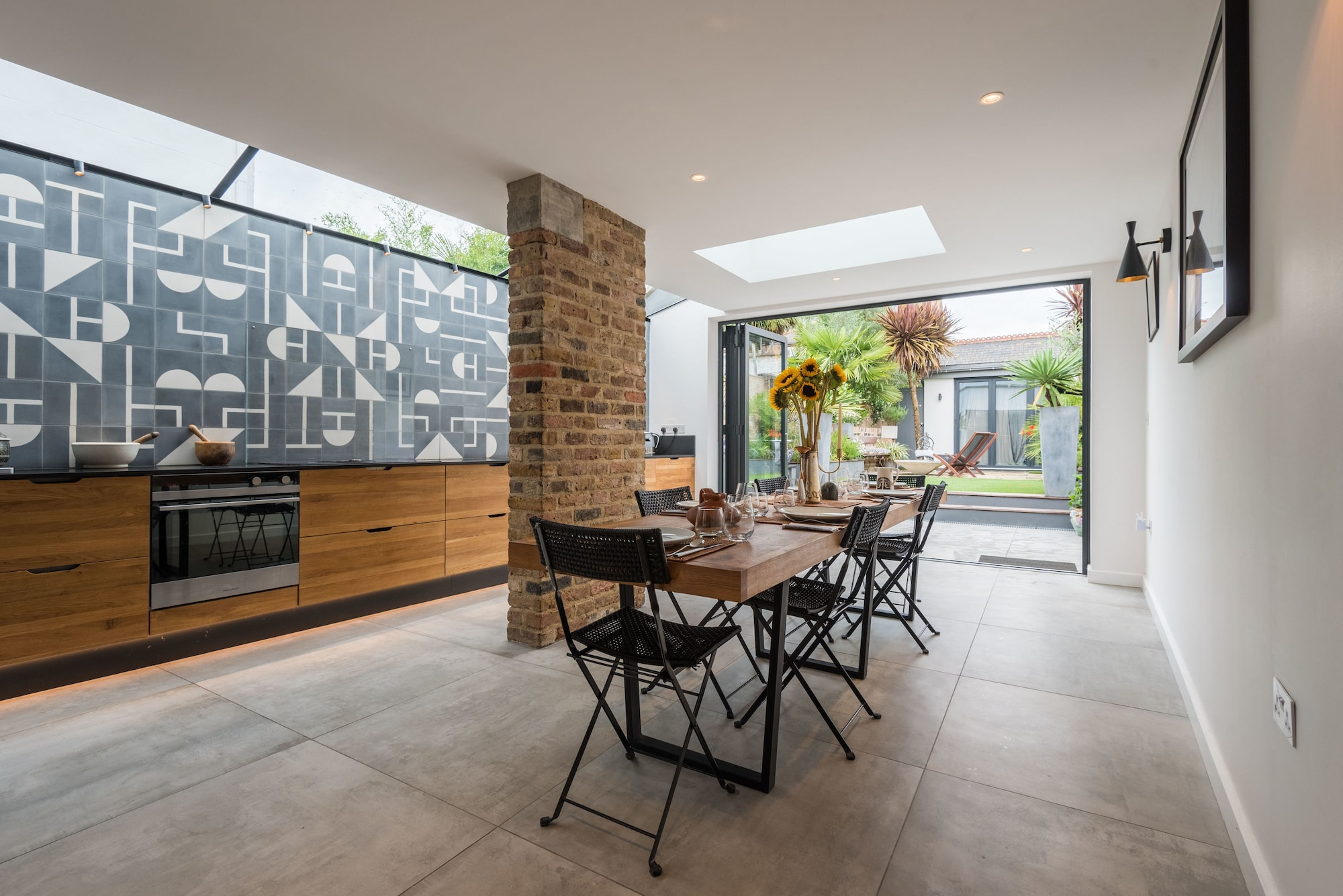 Beautiful Chiswick home with garden, London