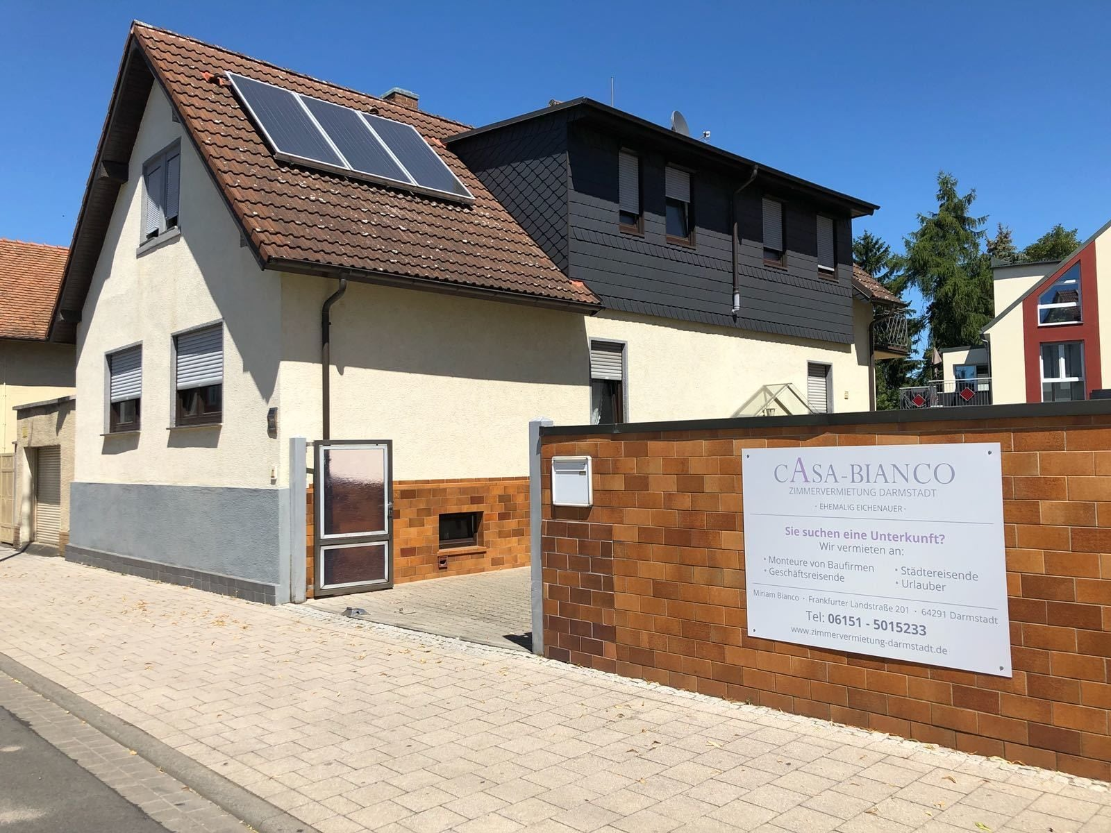 Casa Bianco, Darmstadt