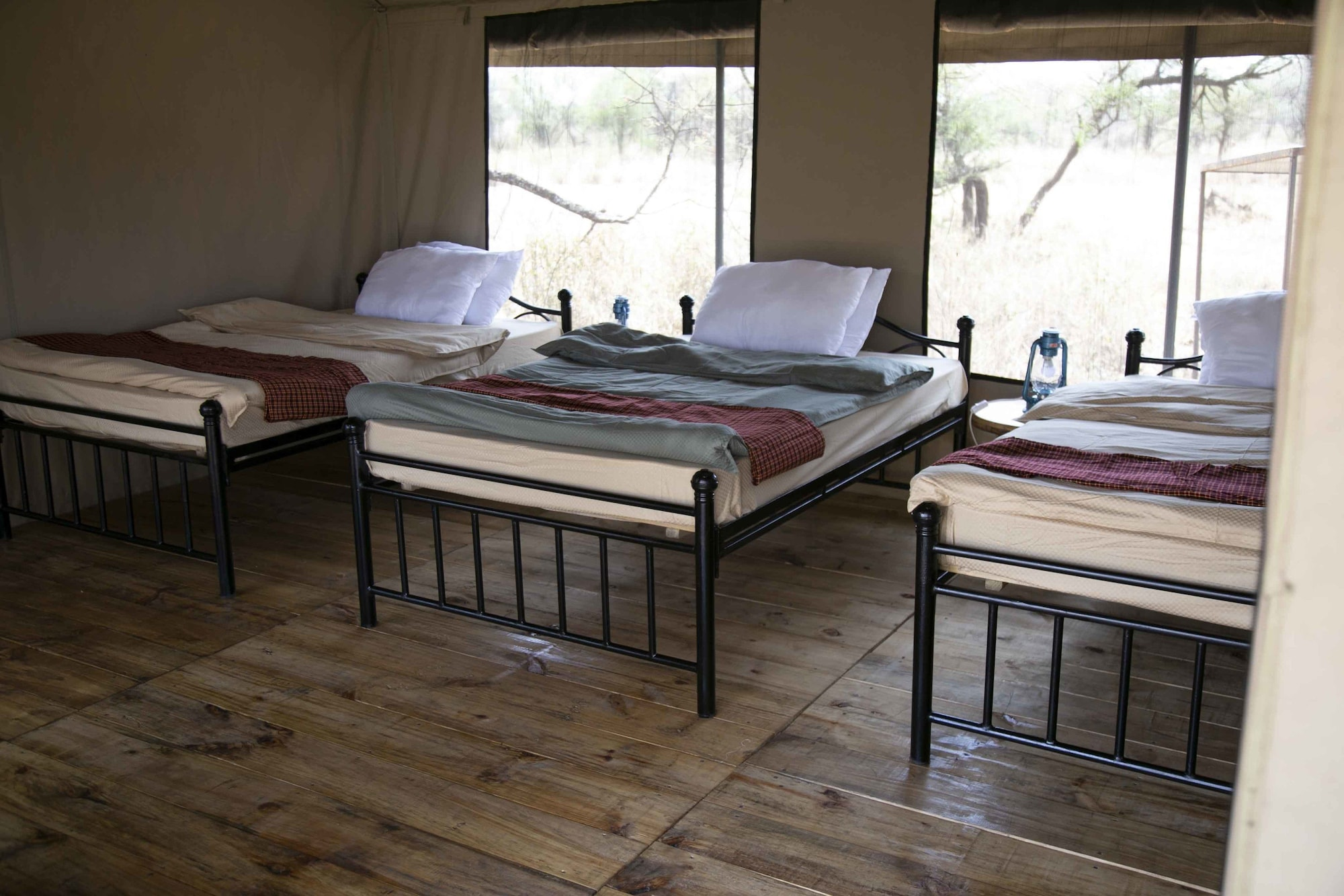 Asili Wilderness Camps, Serengeti