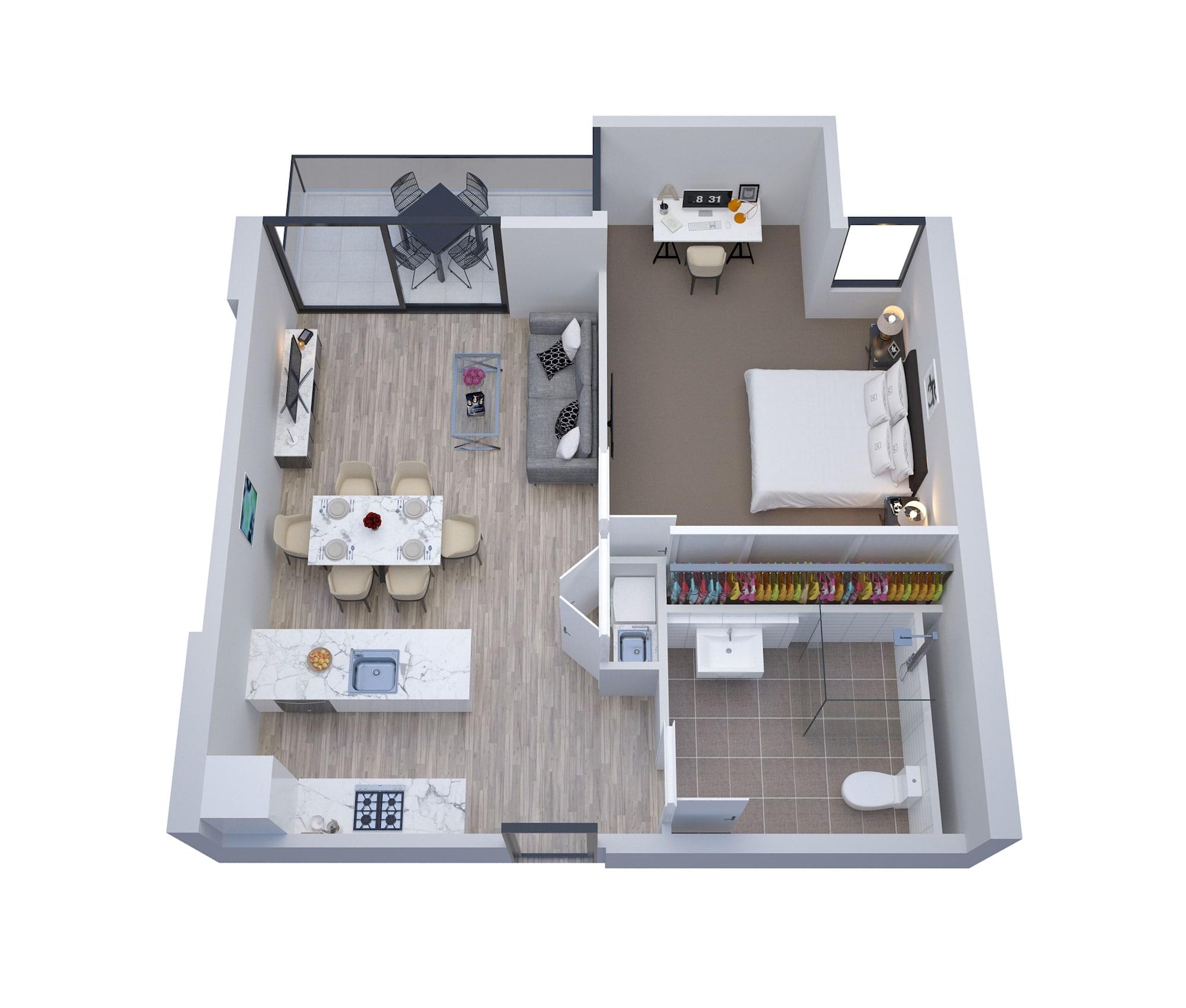 Manhattan Apartments - Glen iris, Stonnington - Malvern