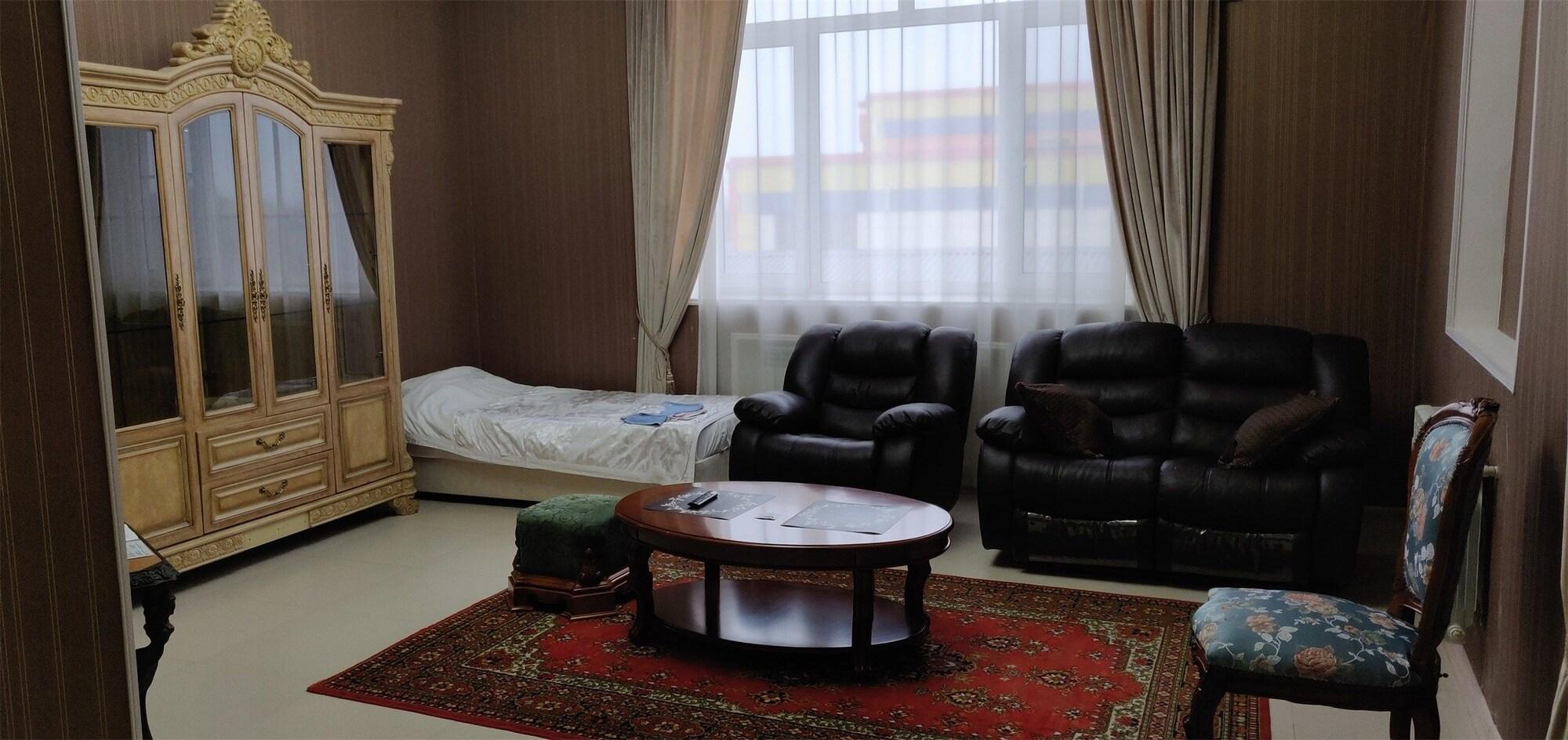 Hotel Parma, Groznyy