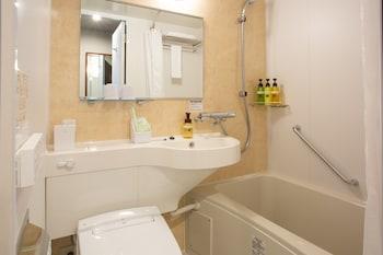 HOTEL KURETAKESO SHIMIZU GOJO Bathroom