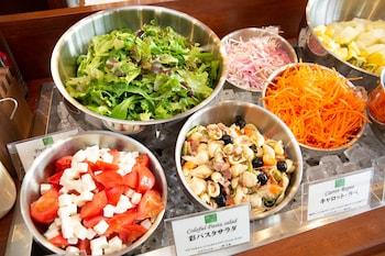 HOTEL KURETAKESO SHIMIZU GOJO Breakfast buffet