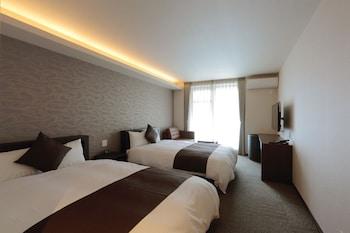 HOTEL PROMOTE HIROSHIMA Room