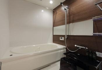 HOTEL PROMOTE HIROSHIMA Bathroom