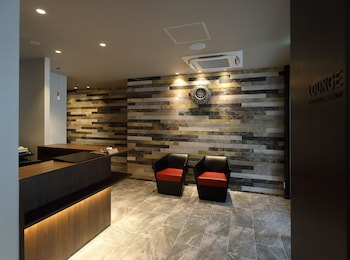 HOTEL PROMOTE HIROSHIMA Reception