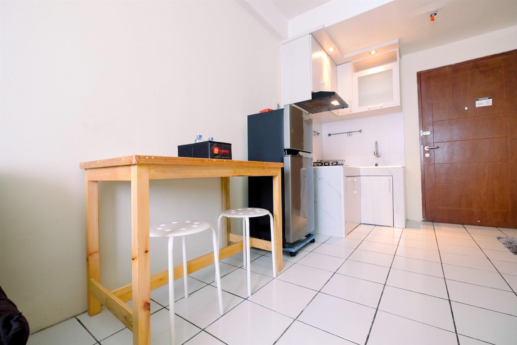 Best Price 2BR East Park Apartment, Jakarta Timur