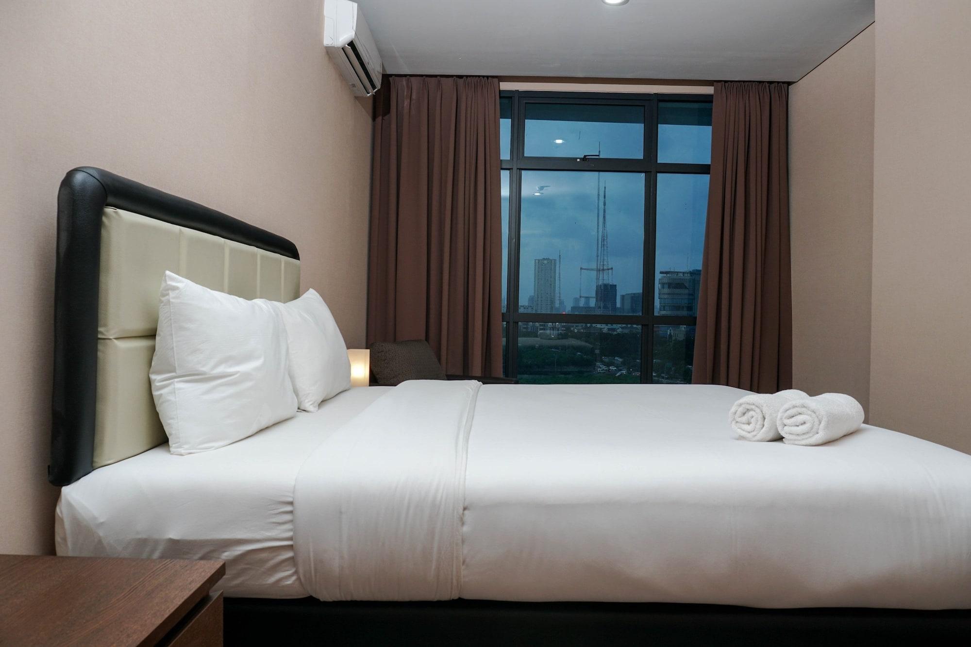 Comfy 1BR Veranda Residence Puri, Jakarta Barat