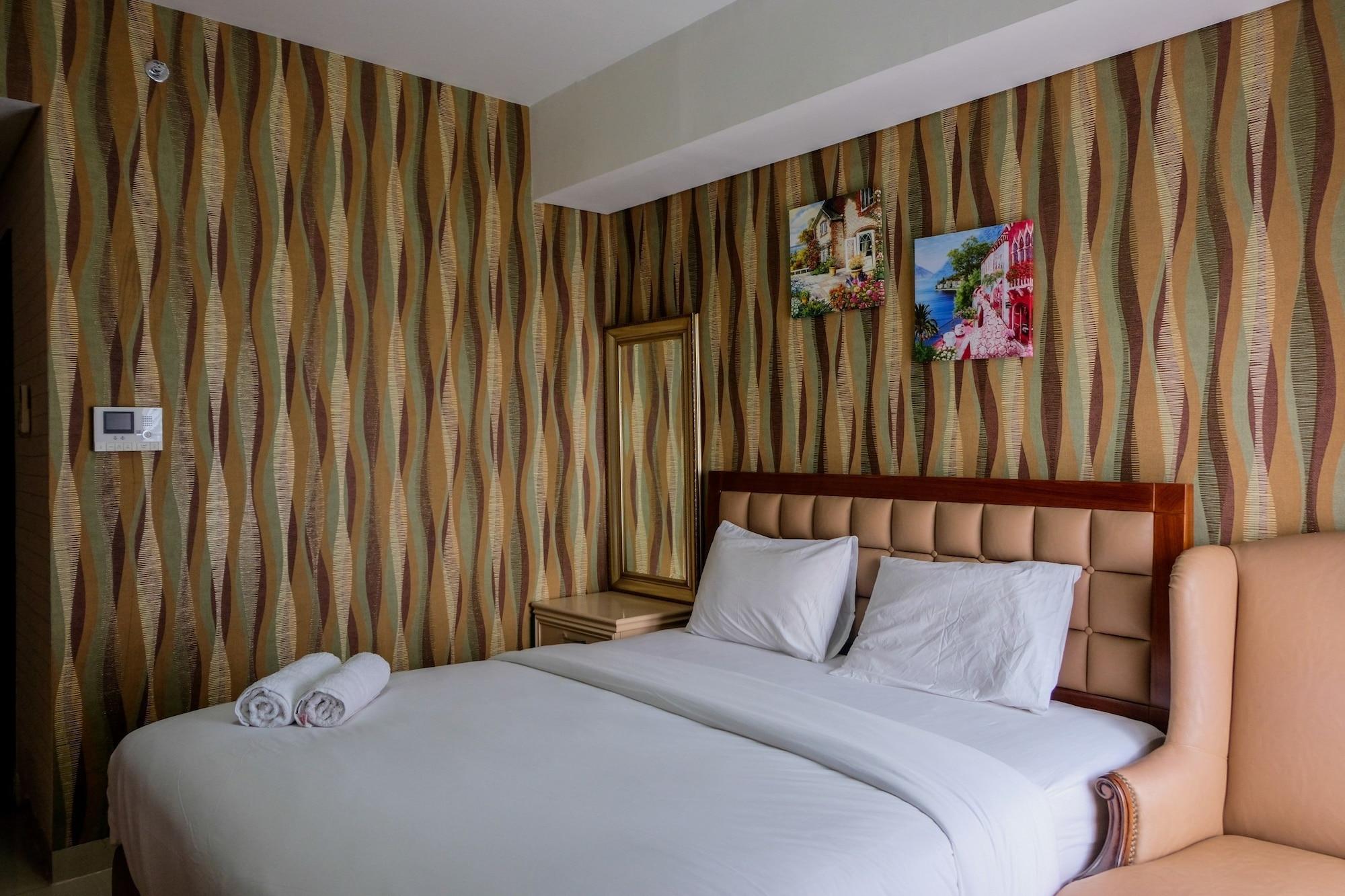 Best Price Studio @ ARA Apartment Gading Serpong, Tangerang