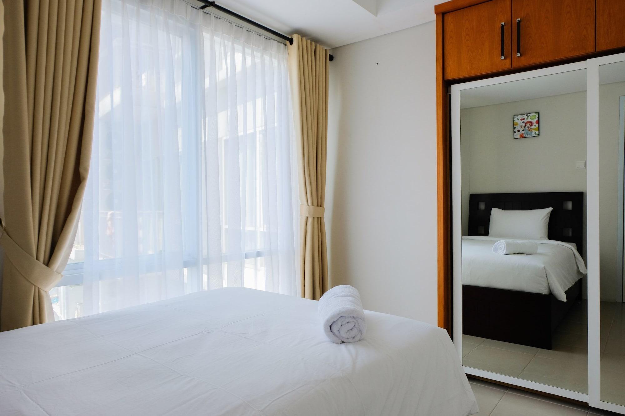 Brand New 2BR Apartment at Bintaro Plaza Residence, Tangerang Selatan